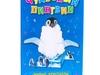 Кристаллы пингвин. Вид 3