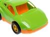 Машинка зеленая. Вид 3