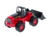 Трактор-погрузчик . Вид 2