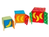 Кубики . Вид 3