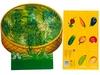 Овощи в корзинке. Вид 2