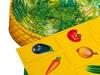 Овощи в корзинке. Вид 3