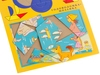 Головоломка-мозаика лето. Вид 2