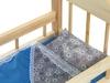 Кровать для кукол. Вид 2
