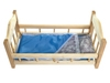 Кровать для кукол. Вид 3