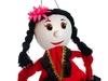 Ростовая кукла цыганка. Вид 3