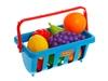 Набор продуктов с корзинкой. Вид 1