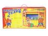 Кукольный театр с ширмой и декорациями (с животными). Вид 2