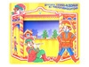 Кукольный театр с ширмой и декорациями (с животными). Вид 7