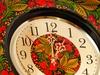 Часы Весна. Вид 2