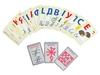 Игры с карточками азбука. Вид 3