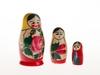 Матрешка 3 кукольная 1 сорт. Вид 2