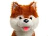 Игрушка щенок Лайки. Вид 4