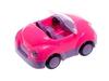 Машинка розовая. Вид 2