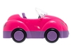 Машинка розовая. Вид 4