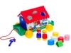 Игровой дом в коробке. Вид 2