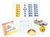 Кубики Зайцева (картонные, собранные). Вид 4