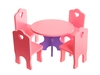 Мебель кукольная столик стульчики сб. Вид 1