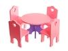 Мебель кукольная столик стульчики сб. Вид 2