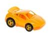 Машинка желтая. Вид 2