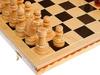 Шахматы турнирные инкрустированные. Вид 4