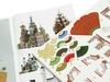 Сборная модель Умная бумага Храм василия блаженного. Вид 6