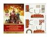 Сборная модель Умная бумага Храм василия блаженного. Вид 8