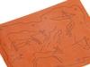 Выжигание по коже танганьика. Вид 3