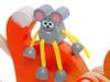 Каталка Храбрый Мышонок. Вид 4
