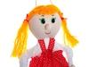 Ростовая кукла внучка. Вид 3