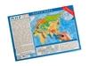 Карта паззл карта мира. Вид 1