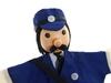 Кукла на руку Полицейский. Вид 3