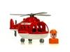 Вертолет скорая помощь. Вид 3