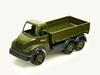 Военный грузовик. Вид 1