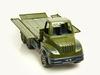 Военный грузовик. Вид 3