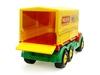 Крытый грузовик с наклейками. Вид 3