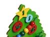"""Шнуровка """"Новогодняя елка"""". Вид 3"""