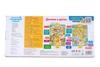 Двусторонний говорящий плакат Азбукварик Домики и детки. Вид 2