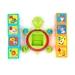 Музыкальная игрушка Азбукварик Черепашка Умняшка с кубиками. Вид 5