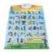 Говорящий плакат Знаток Азбука детской безопасности