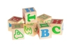 Кубики Томик Буквы и цифры. Вид 3