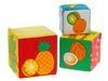 Мягкие кубики Мякиши Африка