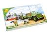 Конструктор «Jeep Willys и высадка десанта». Вид 3