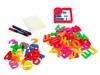 Магнитный набор Эра Магнитишка с маркерами, буквами, цифрами и счетами. Вид 8