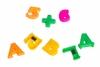 Магнитишка с мелками, буквами и цифрами. Вид 4