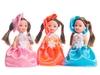 Кукла Танюшка оранжевая. Вид 3