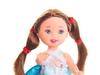 Кукла Танюшка голубая. Вид 2