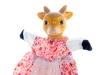 Кукла-перчатка Коза. Вид 2