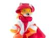 Кукла-перчатка Лисица. Вид 2