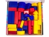 Логические блоки Дьенеша. Вид 4